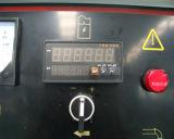 Bordure et machine de polonais en verre chaudes avec 9 roues