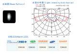 Luz de rua do diodo emissor de luz/lente da lâmpada única que combina a ESPIGA 50W (luz polarizada)