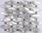Azulejo de aluminio del mosaico y del vidrio