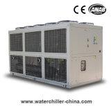 Refroidisseur d'eau refroidi par air à faible bruit de vis