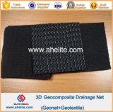 HDPE Geonet Composite Geotextile Flownet Drainage Media