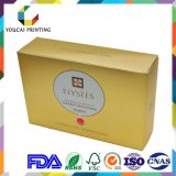 형식 관례에 의하여 인쇄되는 장식용 번쩍이는 색깔 서류상 포장 상자
