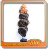 Выдвижение волос Remy тона бразильянина 2