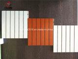 el panel 18m m horizontal del MDF Slatwall de 15m m 16m m 17m m
