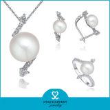 Kostüm 925 Sterling Silver Jewelry Set mit Low MOQ (J-0081)