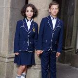100%Cotton tous les uniformes scolaires de Terry de pente