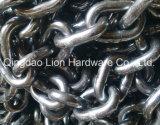 Catena di trasporto standard della catena della prova della catena di bobina della prova della catena a maglia di Nacm 90 alta (G30) (G43) (G70)