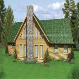 Modulares Haus der klassischen Ansammlung