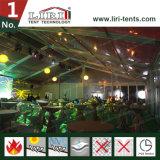 25X25m de Tent van de Markttent van de Gebeurtenis met Transparante Dak en Zijwanden
