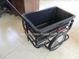 90L多皿が付いているバイクの自転車のトレーラー(証明されるセリウム)