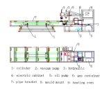 [بلّينغ] آلة لأنّ [بفك] [بّ] [ب] بلاستيكيّة أنابيب آلة