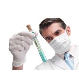 2016 heiße verkaufende wegwerfbare Sterilisation-Prüfungs-Handschuhe