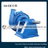 Pompe de sable centrifuge de grande capacité principale élevée/pompe de dragage