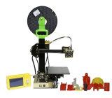 上昇の小型携帯用高精度および品質のFdmのデスクトップ3D印字機