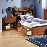 Storage Bed des Kind-Kiefernholz-Kapitäns 5 Stück-Schlafzimmer-Set
