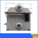 Le double bat du tambour de la chaudière à vapeur horizontale de tube de l'eau