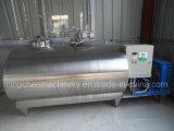 Tipo horizontal tanque refrigerar de leite/tanque de refrigeração do leite
