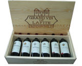 Деревянное Gift Box для Wine, Packaging Wood Box