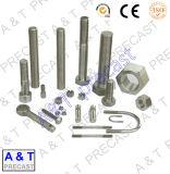 Vite di zoccolo di esagono acciaio al carbonio/dell'acciaio inossidabile (M6)