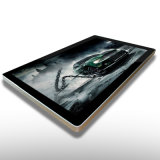 1 de Garantie van het jaar Opgezette Flexibele LCD van 19 Duim Muur Vertoning