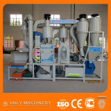 Equipo barato del molino harinero de arroz de la pequeña escala del precio