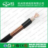 Mil-C-17 de alta calidad Rg213 / U de baja pérdida 50ohm cable coaxial