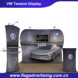 Big Shedcvd pantalla de tela de tensión para la publicidad del coche