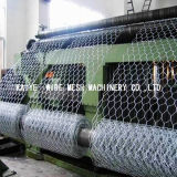 Máquina Hexagonal Wire Mesh / Gabion Mesh Machine
