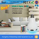 다채로운 무선 Bluetooth 스피커 LED 빛