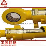 Cilindro de KOMATSU para la pieza del excavador hidráulico