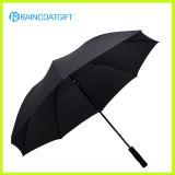 Горячий продавая выдвиженческий подгонянный напечатанный логосом зонтик полиэфира