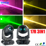 17r 330W Sharpy Moving Head Beam Gobo Wash 3 in 1 Light