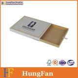 Rectángulo de empaquetado de desplazamiento de papel del embalaje sano del producto del cajón