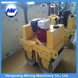 Costipatore del rullo compressore del motore diesel dei due timpani mini (HW650)