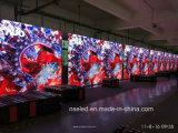 Écran visuel de location mince superbe de mur de l'Afficheur LED DEL du prix de gros P3 P4 P5 P6