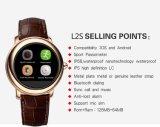 IP 67 a prueba de agua reloj teléfono inteligente con Android y el IOS Teléfono (L2S)