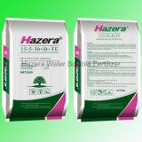 Fertilizzante solubile in acqua caldo di vendita 15-5-30 NPK con EDTA-Cu, tecnico di assistenza, manganese, Zn, B