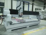 Machine de découpage de marbre en pierre de granit de 12 de partie fonctions d'Atc Nulti