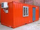 Lebendes Behälter-Haus/mobiler Behälter/Fertighaus