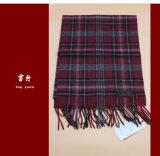 2122 cachemire -100%/yak/lane/sciarpe lavorate a maglia di qualità di Hight delle lane per l'uomo