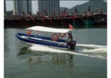 Aqualand 19feet Fiberglass Ferryboat/Water Taxi Motor Boat (190)