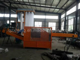 Machine de découpage automatique de Rags/machine découpage de fibre/machine découpage de tissu