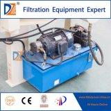 薬の排水処理のための油圧引込められた版フィルター出版物
