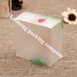 Rectángulo plegable plástico helado 40um Karachi del animal doméstico de la alta calidad