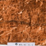 Yingcai 1m Breiten-Goldmarmor flüssiger Imag Druck