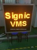 P10 verdoppeln Farben-Schlitz-Bildschirmanzeige/waagerecht ausgerichtete zählenled-Bildschirm/Fußboden LED-Bildschirmanzeige/VMs