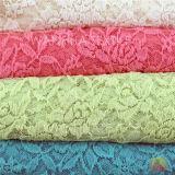 高品質のアフリカの綿の衣服ファブリックレース(6064)