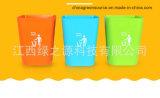Greensource, film de transfert thermique pour le mini bidon d'ordures