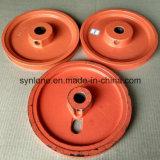 機械化を用いる鉄の鋳造プーリー車輪の部品