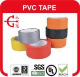 Bande de PVC électrique adhésive intense colorée